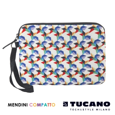 TUCANO X MENDINI 設計師系列輕量手拿包-繽紛