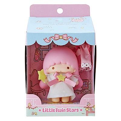 Sanrio 雙星仙子可換裝可動玩偶吊鍊(LALA)
