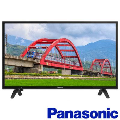 Panasonic國際 43吋 IPS FHD液晶顯示器+視訊盒 TH-43E300W