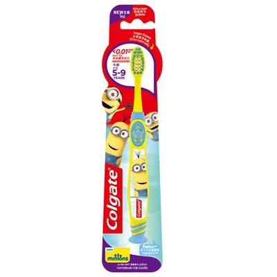 高露潔 兒童牙刷 超級軟毛 1入(年齡 5-9 歲)