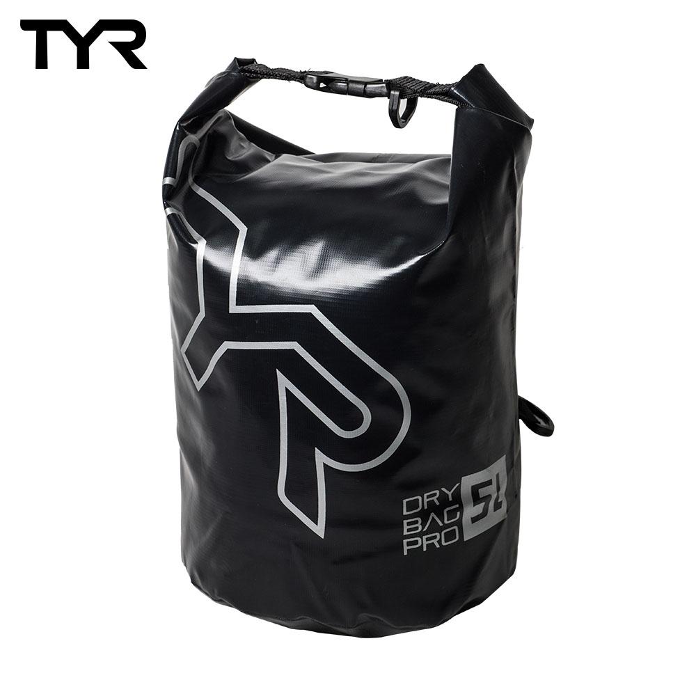 美國TYR Dri-Bag Pro Black 10L 防水攜行袋 10公升