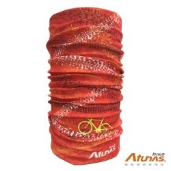 《Atunas 歐都納 Bike》抗UV多功能魔術頭巾 天外騎跡 HW1702