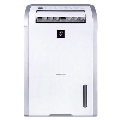SHARP-13L-衣物乾燥-清淨除濕機-DW-D13HT-W