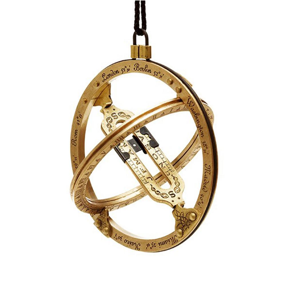 賽先生科學 全球通用/奧地利Kala環式日晷