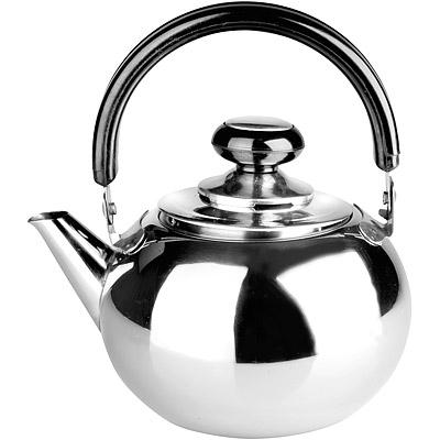 IBILI Prisma不鏽鋼濾茶壺(圓0.9L)