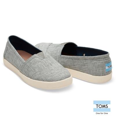 TOMS 帆布休閒鞋-女款