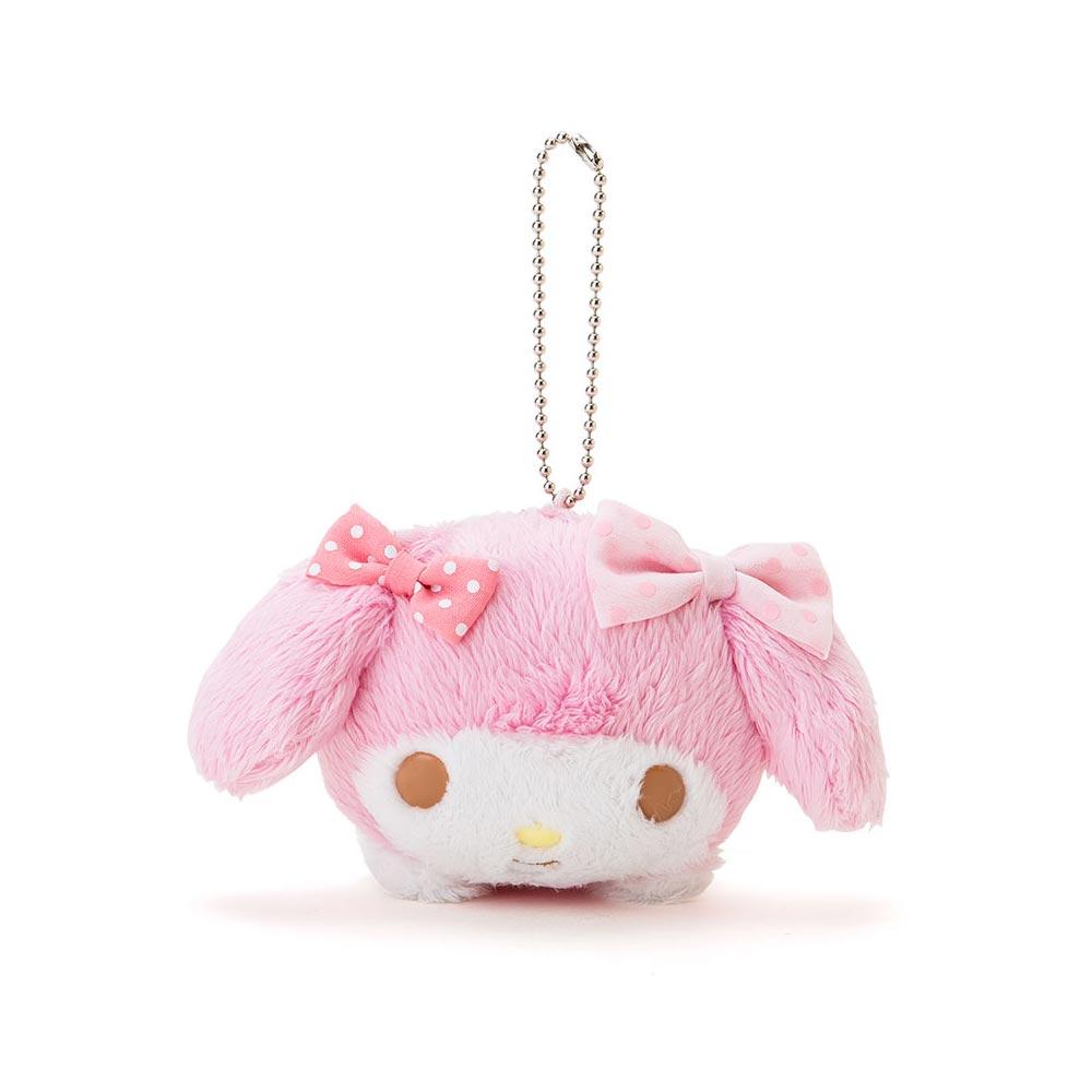 Sanrio 美樂蒂可愛惹人愛系列玩偶吊鍊(可愛趴趴)