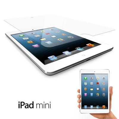 Bravo-u iPad mini 專業抗磨水晶螢幕保護貼(高清透亮)