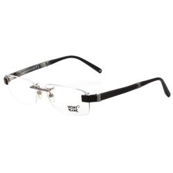 萬寶龍MONTBLANC 無框 光學眼鏡(黑色) MB312