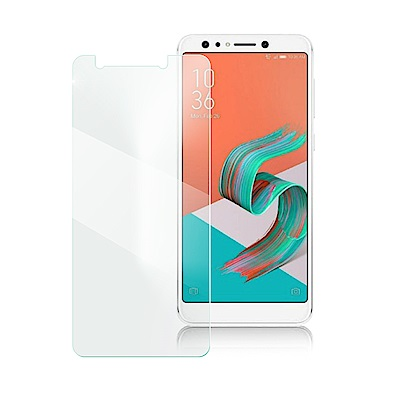 Xmart 華碩 ZenFone 5Q ZC600KL 薄型 9H 玻璃保護貼-非滿版