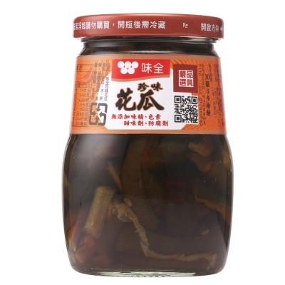 味全 珍味花瓜(400g)