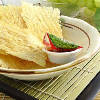 韓太-烤奶油深海魷魚乾-35g-附韓式辣沾醬