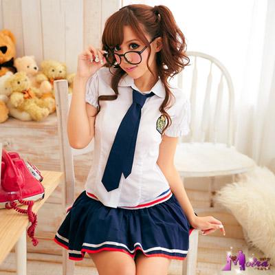 【Moira】甜漾學園!青春無敵三件式學生服