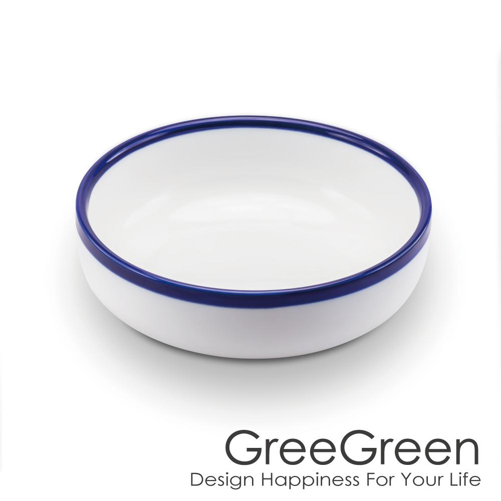 GREEGREEN 青絲陶瓷中式湯碗13cm(8H)