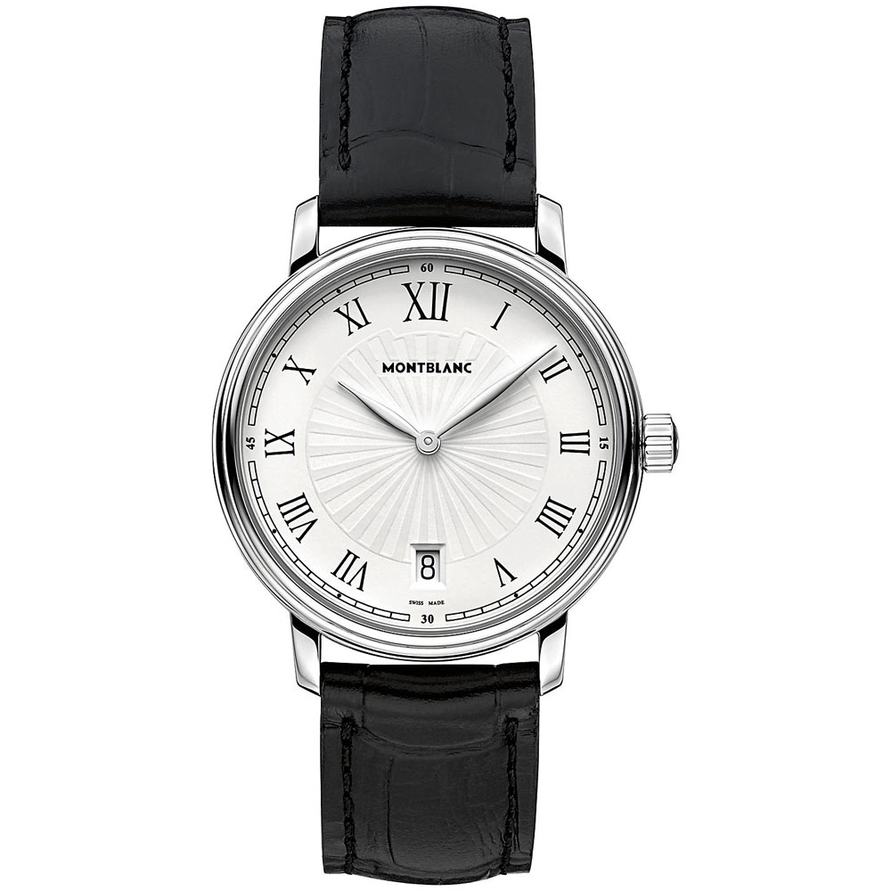 Montblanc 萬寶龍 Tradition-Date 傳統系列日期腕錶/36mm
