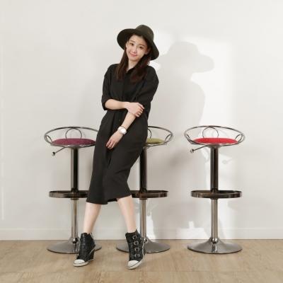 BuyJM愛麗斯皇冠寶座吧檯椅-免組裝