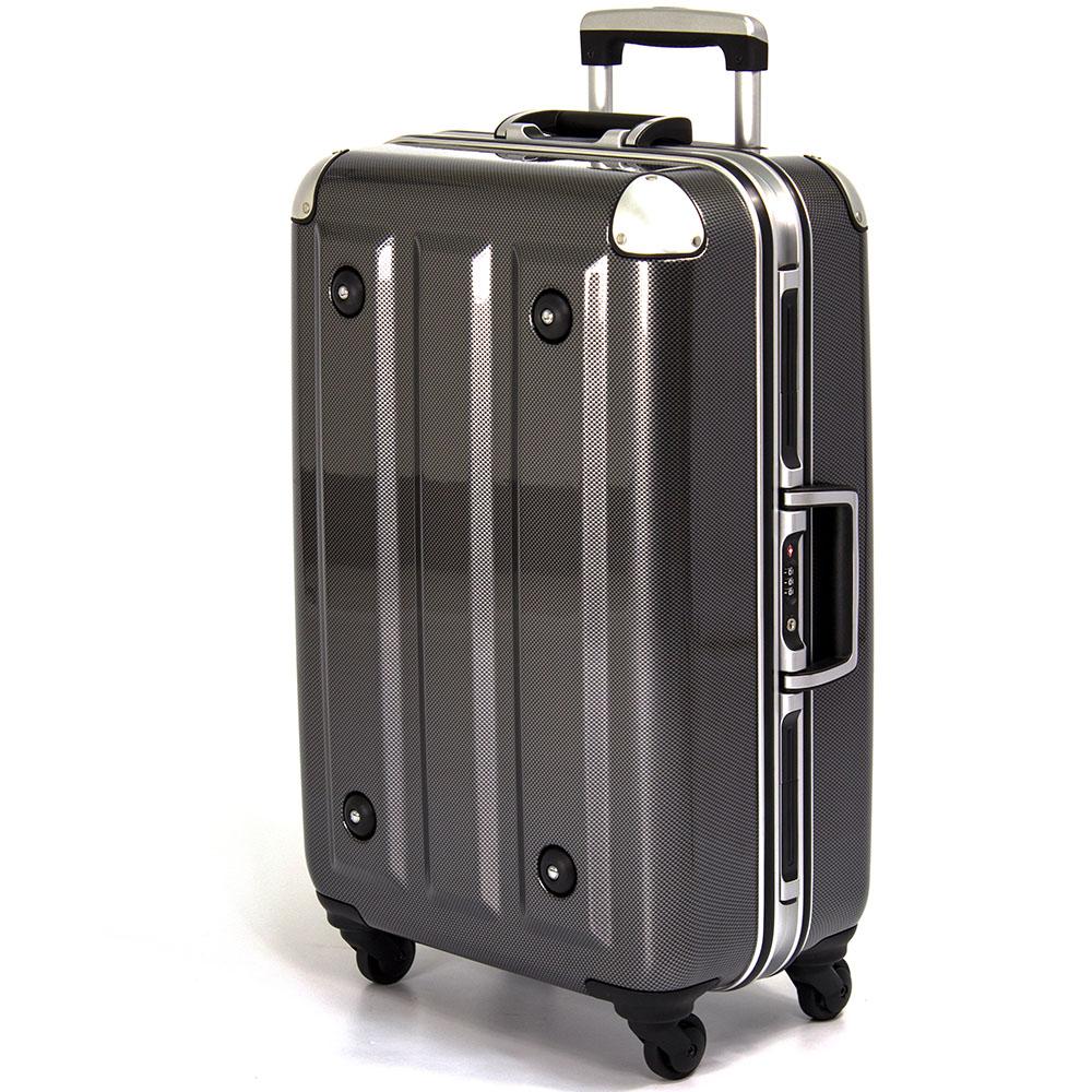 MOM日本品牌 - 18吋第二代旗艦正式版 PC鋁框行李箱