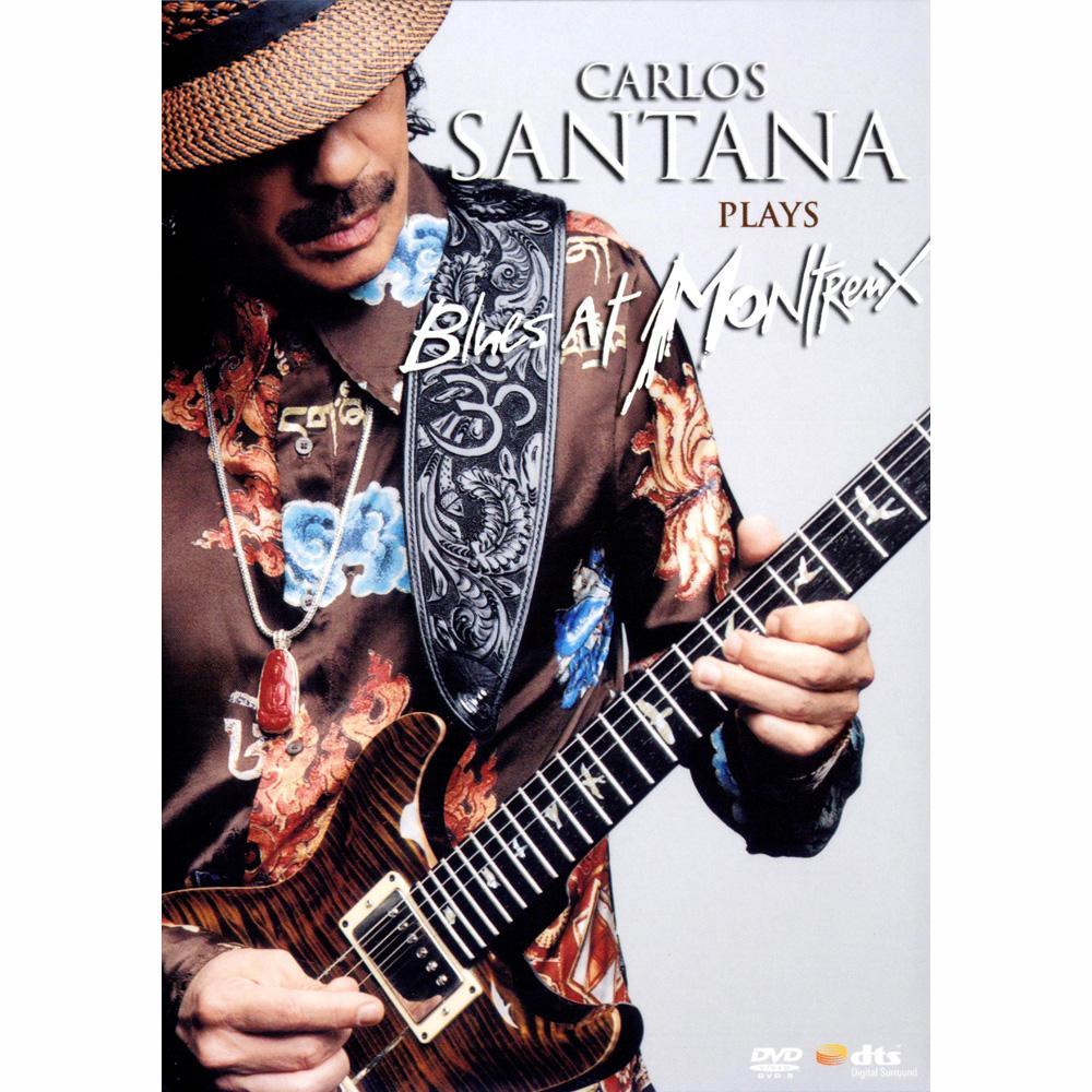 卡洛斯.聖塔納 - 蒙特勒藍調演唱會 2004 DVD