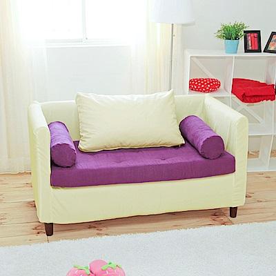 椅的積木-無限延伸 雙人座沙發
