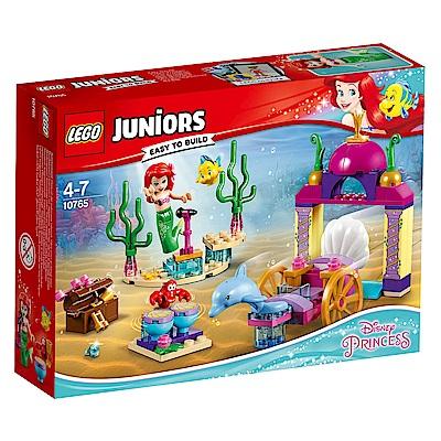 LEGO樂高 Juniors系列 10765 小美人魚 愛麗兒的水下音樂會