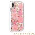 美國 Case-Mate iPhone X Karat Petals 真實花朵手機殼-粉紅
