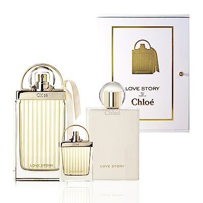 Chloe Love Story 愛情故事女性淡香精禮盒