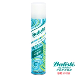Batiste秀髮乾洗噴劑