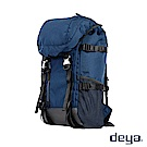 deya 布里斯托雙肩小後背包-藍色