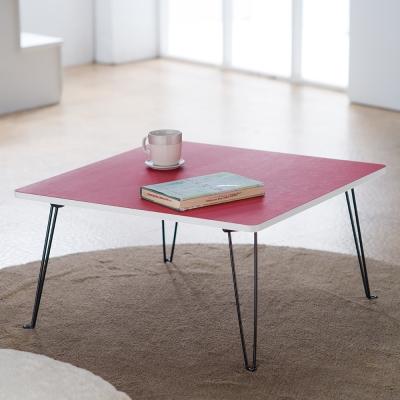 樂活家~魔術方塊圓角小方桌/桌子/和室桌(2入)~好康