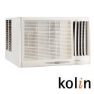 限量福利品-KOLIN 歌林 4-5坪「節能不滴水」右吹窗型冷氣 KD-282R06