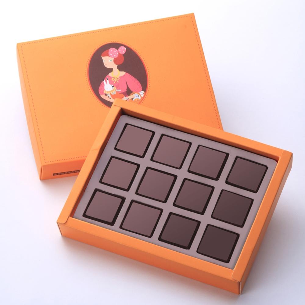 聖保羅烘焙廚房 蔓越莓布朗尼x2盒(12入/盒)