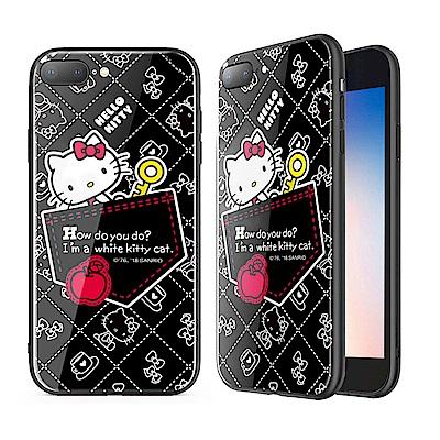 iStyle iPhone 7/8 plus 5.5 Hello Kitty 口...