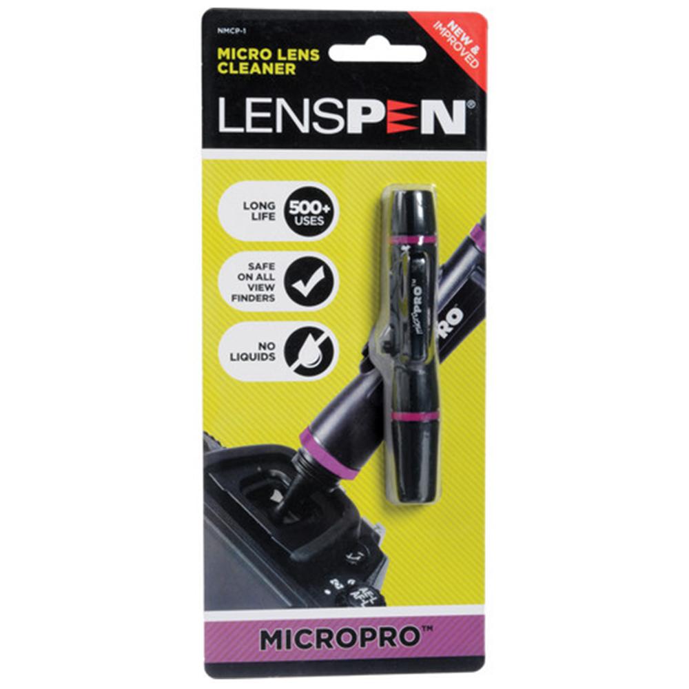 Lenspen NMCP-1微型鏡頭清潔筆(黑色)(公司貨)