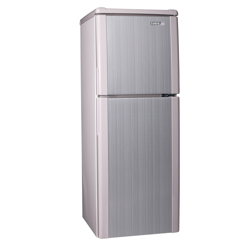 SAMPO聲寶 140L 2級定頻2門電冰箱 SR-A14Q(R8) 粉彩紅