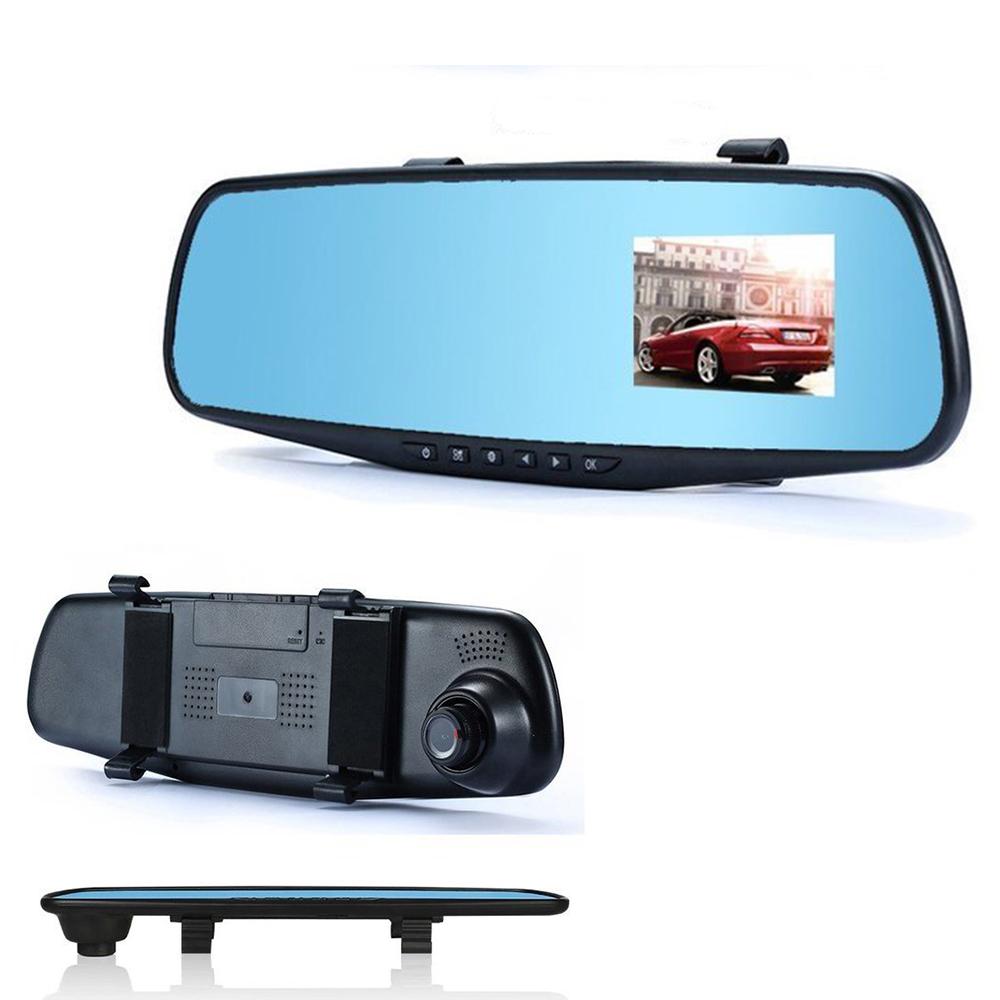 【魔鷹】Full HD 1080P後視鏡行車記錄器-A602