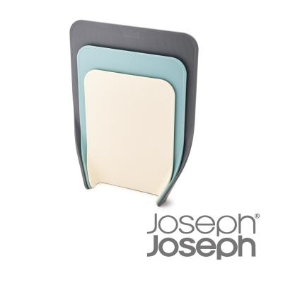 Joseph Joseph 好收納直立砧板三件組(自然色)