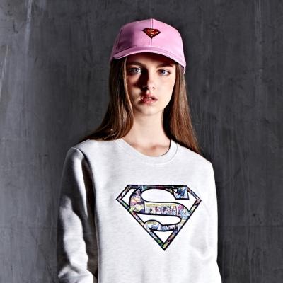 超人電繡老帽-兩色-CACO