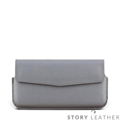 STORYLEATHER Note 8 橫式弓型 客製化皮套