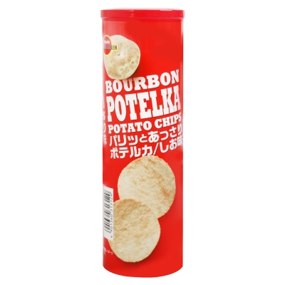 Bourbon北日本 鹽味洋芋片(65g)