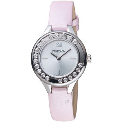 施華洛世奇SWAROVSKI  Lovely Crystals Mini 低調奢華飄鑽腕錶