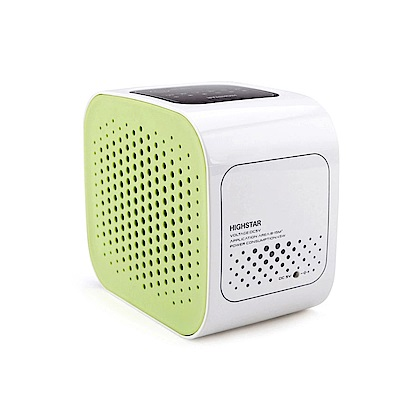 日式家用 MINI空氣淨化器 負離子空氣清淨機 迷你過濾器
