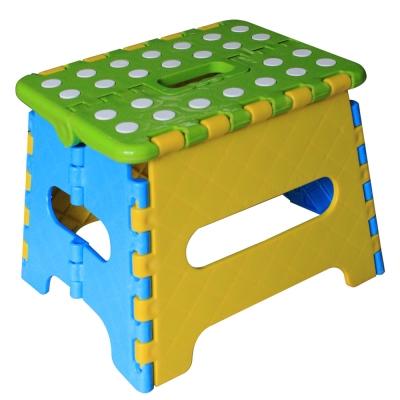 《MIDAS》趴趴走好折凳18cm(矮凳 / 折疊椅 / 折疊凳)-2入組