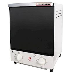 晶工牌12L直立式烤箱 JK-612