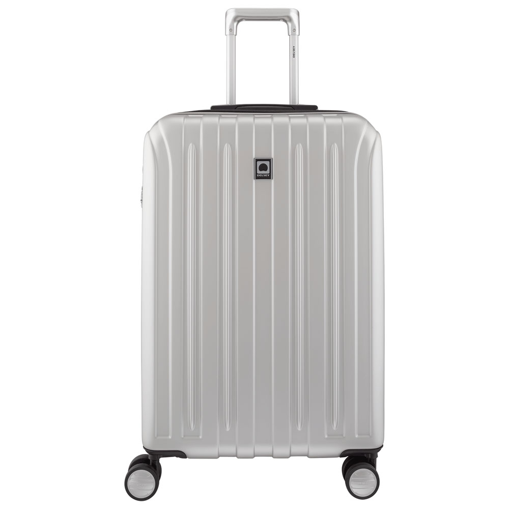 Delsey VAVIN -24吋旅行箱-銀白色00207382011