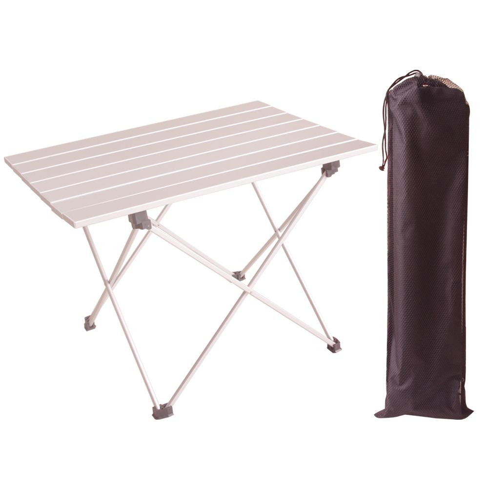 鋁合金蛋捲桌/摺疊桌(56x40x40cm)