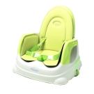 babyhood 咕咕兒童折疊餐椅加坐墊 豪華組 綠色