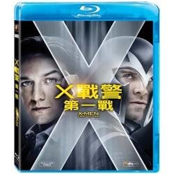X戰警:第一戰  X-MEN: FIRST CLASS   藍光  BD