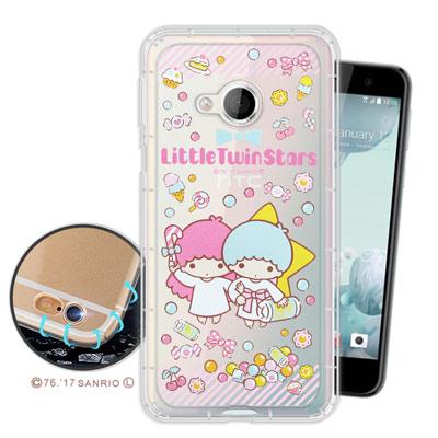 三麗鷗授權 KIKILALA HTC U Play 5.2吋 空壓氣墊手機殼(糖...