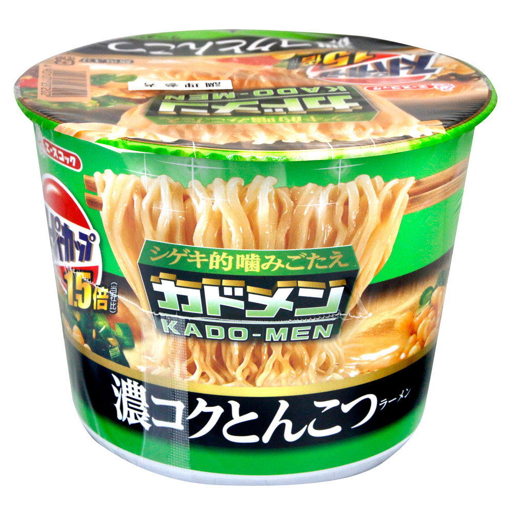 #ACECOOK豬廚 Super碗麵-濃厚豚骨(116g) product image 1