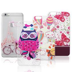 VXTRA iPhone 6 / 6S 法式浪漫 彩繪軟式手機殼